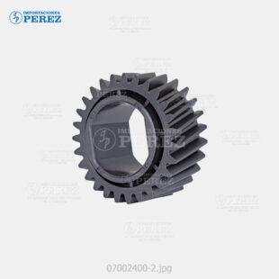 Gear 27T - (Rodillo Presión) Mp- C2030 C2050 C2530 C2550  - - - 0g - Unid. Fusora - Original - Original - Ricoh - 007002400