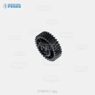 Gear - (Rodillo Calor) Mp- C4000 C5000  - - - 0g - Unid. Fusora - Original - Original - Ricoh - 007002417