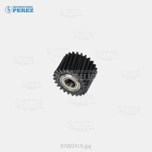 Gear - (Rodillo Presión) Mp- C4000 C5000 C4501 C5501  - - - 0g - Unid. Fusora - Original - Original - Ricoh - 007002419