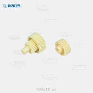 Gear Crema (Motor Revelado) Af- 1060 1075 2060 2075  - Kit x02 - 0g - Bloque - Compatible - Dki - 007002435