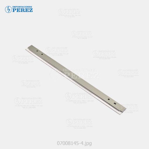 Cuchilla Cristal (Faja Transferencia) Mp- C6502 C8002 C6502SP C8002SP - Pro- 8100 8110 8120 8210 8220 8100S 8110S 8120S 8210S 8220S C5100 C5110 S100S C5110S C651 C751 C651Ex C751Ex - - - 0g - Unid. - 007008145