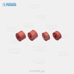 Roll (Kit) Naranja (Fusor) Di- 2010 2510 3010 3510 1810 1811 - Bizhub 200 250 350 360 361 420 421 500 501 223 283 363 423 - Kit x04 - 0g - Unid. Fusora - Compatible - Dki - 007010026