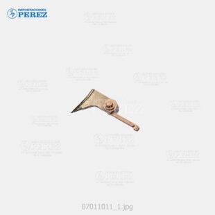 Uña Caramelo (Rodillo Calor) Af- 1035 1045 2035 2045 3500 4500  - Sp- 8100  - - - 0g - Unid. Fusora - Original - Original - Ricoh - 007011011