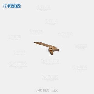 Uña Caramelo (Cilindro) Af- 1060 1075 2051 2060 2075  - Ap- 900  - - - 0g - Unid. Cilindro - Original - Original - Ricoh - 007011036