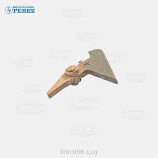 Uña Caramelo (Rodillo Calor) Af- 1013 1515  - Mp- 161 171 201  - - - 0g - Unid. Fusora - Original - Original - Ricoh - 007011038