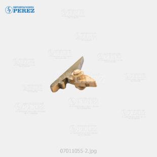 Uña Caramelo (Rodillo Calor) Mp- 301 301SP 301SPF  - - - 0g - Unid. Fusora - Original - Original - Ricoh - 007011055