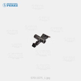 Uña Plomo (Faja Fusor) Bizhub - C221 C281 C224 C284 C364 C454 C226 C256 C266 C227 C287 C367 C258 C308 C368 C458 C7122 C7128  - - - 0g - Unid. Fusora - Compatible - Cet - 007011075