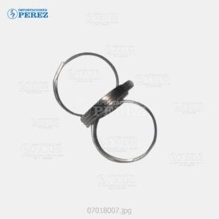 Resorte Uña Fusor Af-2228C 2232C 2238C - Original - 007018007