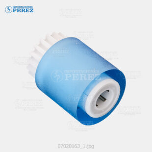 Rueda Azul (By-Pass - Feed Roller) Mp- C6501 C7501  - Af- 551 700 1055  - Sp- 9100  - Pro- C550 C700 C6000 C7500 C550Ex C700Ex  - - - 0g - ByPass - Original - Original - Ricoh - 007020163