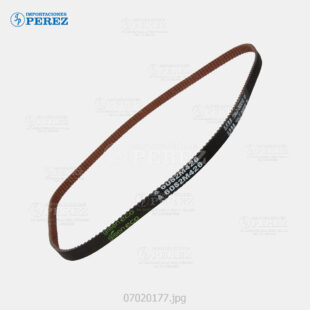 Faja Tractor Mediano Negro (Bloque Principal Papel) Mp- 9000 1100 1350  - Pro- 906 1106 1356 907 1107 1357 906Ex 1106Ex 1356Ex  - - - 0g - Drive Section - Original - Original - Ricoh - 007020177