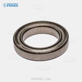 Rodaje Plata (Rodillo Presion) Mp- C2000 C3000 C2500 C3500 C4500  - - - 0g - Unid. Fusora - Original - Original - Ricoh - 007023050