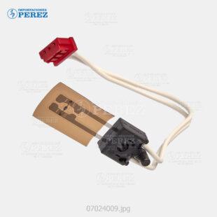Thermistor Rear Caramelo (Fusor) Af- 1022 1027 1035 1045 2022 2027 2035 2045 3025 3030  - Mp- 2510 3010 2550 33550 2851 3351 2352 2852 3352 2553 3053 3353  - - - 0g - Unid. Fusora - Original - Origina - 007024009