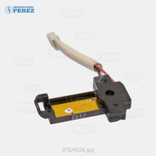 Thermistor Caramelo (Fusor) Mp- C2000 C2500 C3000 C2800 C3300 C300 C400 C401 C210  - - - 0g - Unid. Fusora - Original - Original - Ricoh - 007024026