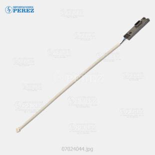 Thermistor Medio Caramelo (Fusor) Mp- 6503 7503 9003  - - - 0g - Unid. Fusora - Original - Original - Ricoh - 007024044