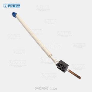 Thermistor Interior Caramelo (Fusor) Mp- 6503 7503 9003  - - - 0g - Unid. Fusora - Original - Original - Ricoh - 007024045