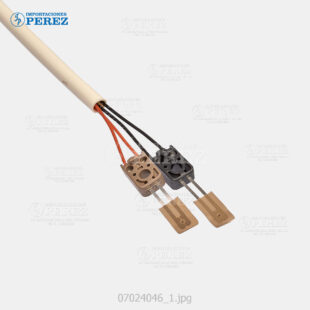 Thermistor Doble Caramelo (Rodillo Presión) Mp- C2004 C2504 C3004 C3504 C4504 C5504 C6004  - Im- C2000 C2500 C3000 C3500 C4500 C6000  - - - 0g - Unid. Fusora - Original - Original - Ricoh - 007024046
