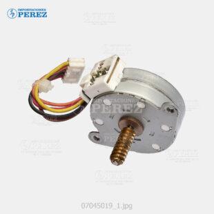 Motor (24v-24.3w) Drive Section Mp-C3500 C4500 - Original - 007045019
