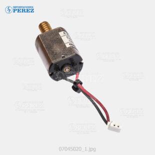 Motor Limpieza Plata (Corona Carga) Af- 850 1085  - Mp- 5500 6500 7500 6000 7000 8000 9000 1100 1350 6001 7001 8001 6002 7502 9002  - Pro- 906Ex 1106Ex 1356Ex 907Ex 1107Ex 1357Ex C900 C720  - - - 0g - - 007045020