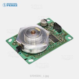 Motor Poligono Plata (Laser) Af- 2022 2027  - - - 0g - Motor Polygonal - Original - Original - Ricoh - 007045041