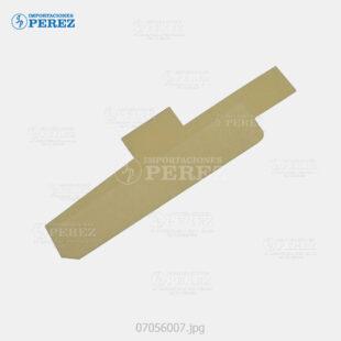 Sello Front Cristal (Rodillo Magnético Revelado) Af- 2035 2045 3035 3045  - Mp- 3500 4500 4000 5000 4001 5001  - - - 0g - Unid. Revelado - Original - Original - Ricoh - 007056007