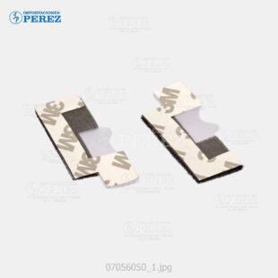 Sello (Kit) Marron (Cilindro) Af- 1060 1075 2051 2060 2075  - Kit x02 - 0g - Unid. Revelado - Compatible - Dki - 007056050