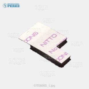 Sello Rear Negro (Cilindro) Mp- 4000 5000 4001 5001 4002 5002  - - - 0g - Unid. Imagen - Original - Original - Ricoh - 007056065
