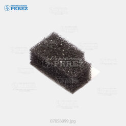 Sello Rear Negro (Cuchilla Limpieza) Mp- C6000 C7500 C6501 C7501 - Pro- C550 C700 C550Ex C700Ex - - - 0g - Unid. Imagen - Original - Original - Ricoh - 007056099
