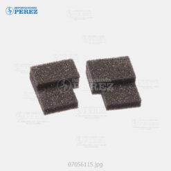 Sello Cristal (Cuchilla Limpieza) Af- 1060 1075 2060 2075 - Kit x02 - 0g - Unid. Imagen - Compatible - Dki - 007056115