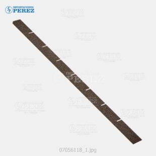 Sello Negro (Tolva Toner) Af- 1035 1045 2035 2045 3035 3045 350 450 455  - Mp- 3500 4500 4000 5000 4001 5001 4002 5002  - - - 0g - Hopper Toner - Original - Original - Ricoh - 007056118
