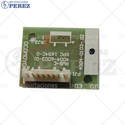 Chip Yellow Bizhub C654