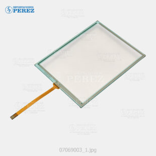 Touch Panel Cristal (-) Bizhub - 200 250 350 222 282 362  - Di- 2010 2510 3010 3510  - - - 0g - Panel - Compatible - Dki - 007069003
