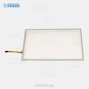 Touch Panel Cristal (-) Bizhub - 361 421 501 601 751 - Mp- 4000 4001 5000 5001 6000 6001 7000 C2000 C3000 C2500 C3000 C3500 C4500 C2030 C2050 C2550 C3001 C3501 C6501 C7501  - - - 0g - Panel - Compatible - - 007069005