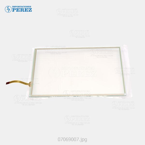Touch Panel Cristal (-) Mp- 2550 3350 2851 3351 2352 2852 3352 4000 5000 4001 5001 4002 5002 6001 7001 8001 9001 C2030 C2050 C2530 C2550 C2051 C2551 C6000 C7500  - Pro- C550 C700 C550Ex C700Ex  - - - - 007069007