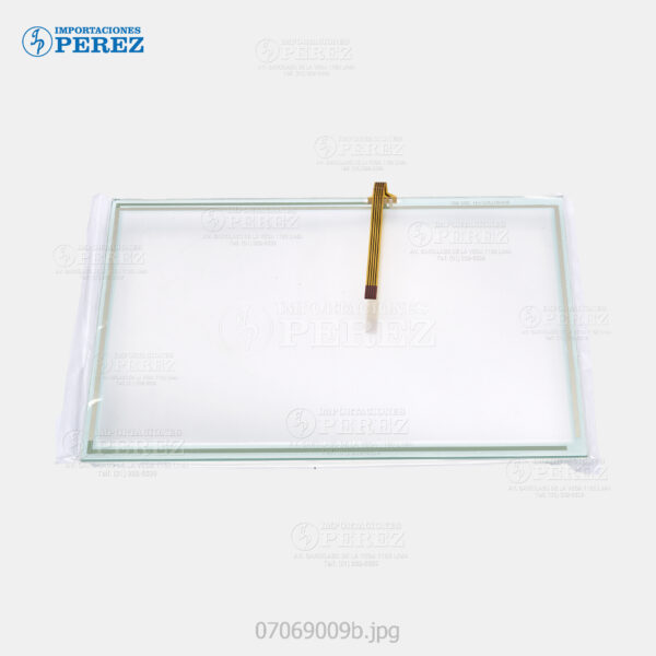 Touch Bizhub -363 223 283 423 - Universal (02 versiones Flex A=Costado y B=Arriba) - 007069009