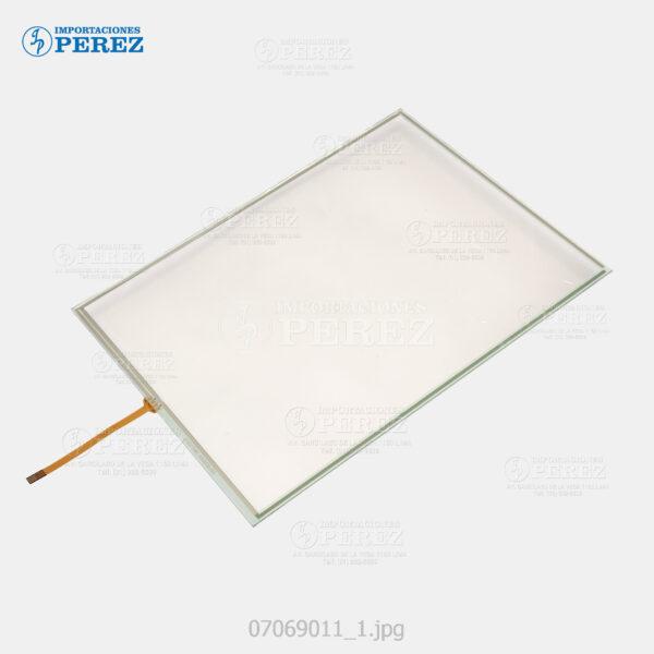 Touch Panel Cristal (-) Bizhub - Pro 950 1050 1050e 1050P 1050EP C5500 C6500 C5501 C6501 C6501P C65HC  - - - 0g - Panel - Compatible - Dki - 007069011
