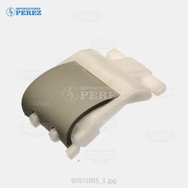 Pad Friccion Plomo (Bandeja - Separation) Mp- C300 C400 C401 C300SR C400SR C401SR  - Sp- 5200 5210 5200S 5210SR C210 C210SF  - - - 0g - Bandeja - Original - Original - Ricoh - 007071005