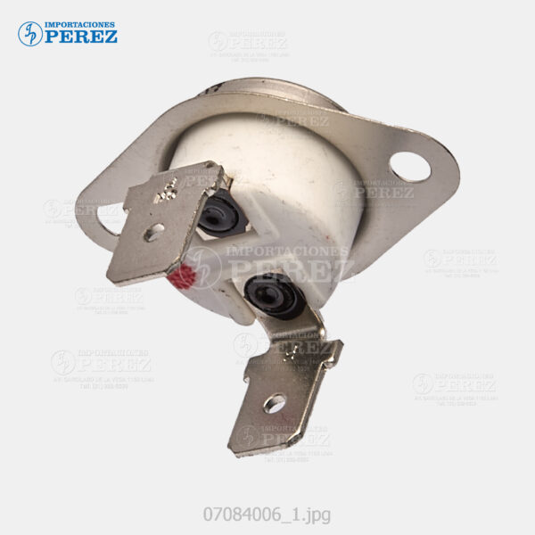 Thermostato 219° Plata (Fusor) Mp- 4000 4001 5000 5001 4002 5002  - - - 0g - Unid. Fusora - Original - Original - Ricoh - 007084006