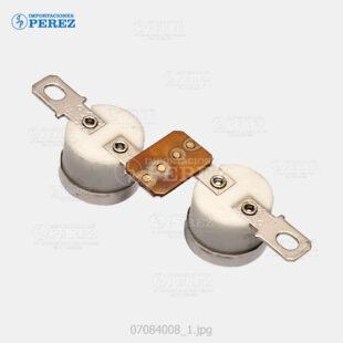 Thermostato 149° 150° Blanco (Fusor) Mp- 3500 4500  - Mp- C3500 C4500  - Pro- C7100 C7110  - Sp- C811  - - - 0g - Unid. Fusora - Original - Original - Ricoh - 007084008