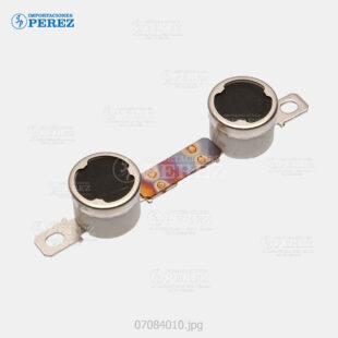Thermostato Blanco (Fusor) Mp- C4000 C5000 C4501 C5501  - - - 0g - Unid. Fusora - Original - Original - Ricoh - 007084010