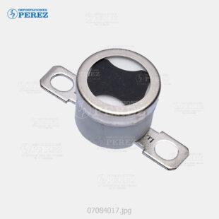 Thermostato Medio Negro (Fusor) Mp- C2051 C2551 C3002 C3502 C4502 C5502 C4502A C5502A  - - - 0g - Unid. Fusora - Original - Original - Ricoh - 007084017