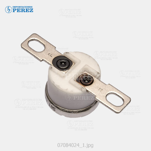 Thermostato Rear Plata (Fusor) Mp- C2003 C2503 C3003 C3503 C4503 C5503 C6003 C2004 C2504 C3004 C3504 C4504 C5504 C6004  - Im- C2000 C2500 C3000 C3500 C4500 C6000  - - - 0g - Unid. Fusora - Original - - 007084024