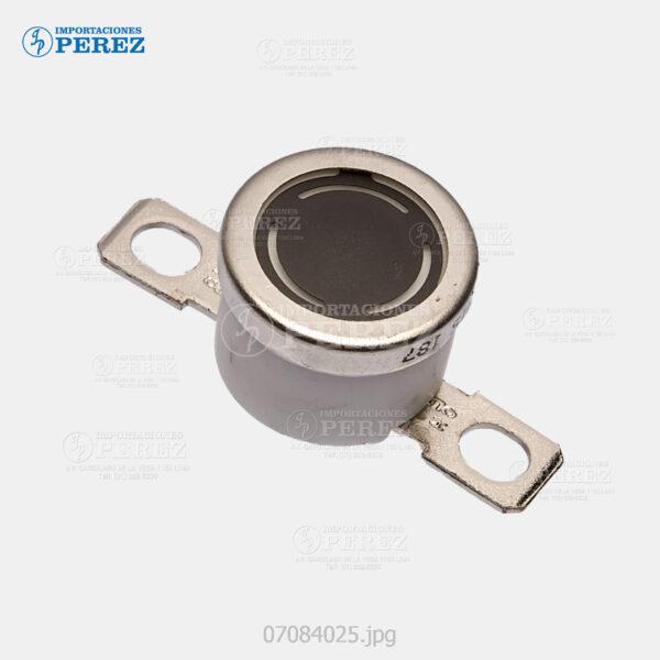 Thermostato 190° Blanco (Fusor) Mp- 9001 9003  - Mp- 6002 7502 9002  - - - 0g - Unid. Fusora - Original - Original - Ricoh - 007084025