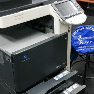 Fotocopiadora Konica Minolta Bizhub C360 - Importaciones Perez