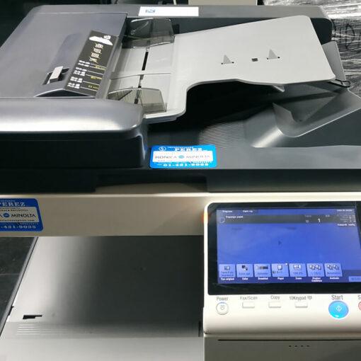 Fotocopiadora Konica Minolta Bizhub C654 - Importaciones Perez