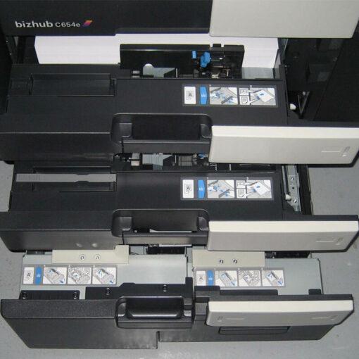 Fotocopiadora Konica Minolta Bizhub C754 - Importaciones Perez