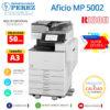 Fotocopiadora Ricoh Aficio MP 5002 - Importaciones Perez