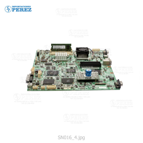 Tarjeta IR Completo c memorias Verde (OACB) Bh- 601 751  - Kit x04 - 0g - Equipo - Original - Original - Konica Minolta - 0SN016