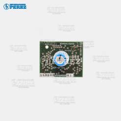 Memoria RAM Verde (-) Bizhub- 601 751  - - - 0g - Tarjeta IR - Original - Original - Konica Minolta - 0SN017