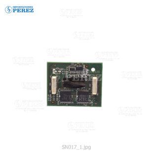 Memoria RAM Verde (-) Bh- 601 751  - - - 0g - Tarjeta IR - Original - Original - Konica Minolta - 0SN017