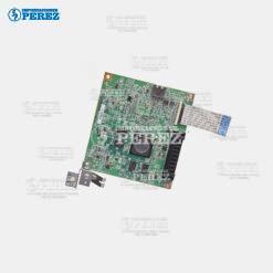 Tarjeta Control ADF DUAL SCAN Verde (PWB-DS) Bizhub- 454e 554e 654e 754e C454e C554e C654e C754e  - - - 0g - DF-701 - Konica Minolta - Original - Konica Minolta - 0SN021